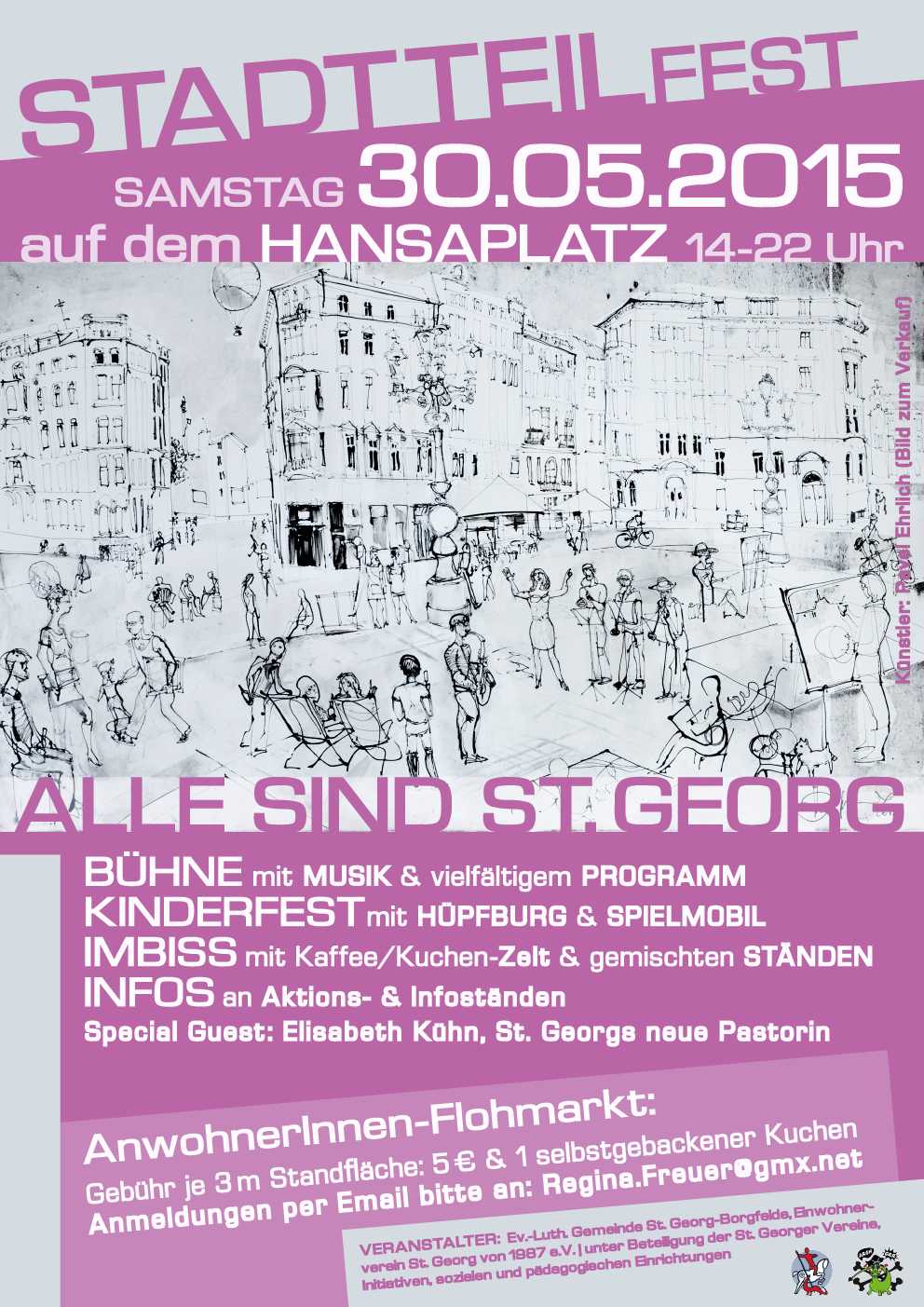 """Stadtteilfest """"Alle sind St. Georg"""""""