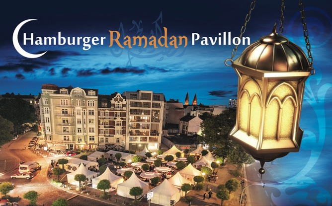 Hamburger Ramadan Pavillon